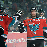 102611 Prince George Cougars at Kelowna Rockets