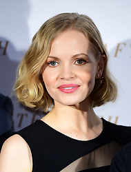 Kate Phillips attending the world premiere of The Aftermath, held at the Picturehouse Central Cinema, London