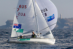 2014 ISAF WSC 470 Men| Day 1