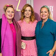 NLD/Amsterdam/20191007 - Premiere van De Alex Klaasen Revue - Showponies 2, Rian Gerritsen, Ilse Warringa en Maaike Martens