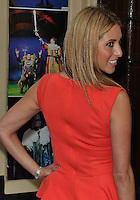 LONDON - July 31: Kate Walsh at the Spamalot Press Night (Photo by Brett D. Cove)