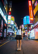 EXCLUSIVE<br /> A DEFECTOR'S LIFE IN SOUTH KOREA<br /> <br /> Kim is 16 years old and lives in Seoul, South Korea. She looks like any other teenager when you see her shopping in the street. But like 28,000 other refugees, she has escaped from North Korea.One morning in 2011, her mother could no longer bear the misery, lack of freedom and food deprivation, so she and her daughter escaped to seek refuge in the wealthy ultra-modern South Korea. Kim was 10 and had to leave the rest of her family, her friends and her school without even having the chance to say goodbye.<br /> They fled their country in secret by crossing on foot and by night the river making up the border with China. Their journey to reach South Korea took eight long months. After making it to China, her mother used her meager savings to pay smugglers to enter Laos, Thailand and finally South Korea. They arrived in the Land of Morning Calm in 2012.<br /> <br /> Photo shows:   Kim decided to join the YeoMyun school, which is run by a Christian association. It is a prodigal alternative education that is suitable for young defectors. They even use textbooks specially designed for them.<br /> &copy;Eric Lafforgue/Exclusivepix Media