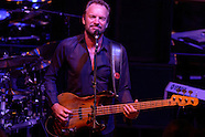2016 04 26 Sting at the Rainbow Room