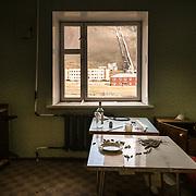 Miner's Apartment, Pyramiden, Svalbard