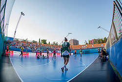 SRC Marina Portoroz during handball match between RK Krim Mercator vs ZRK Zelene Doline Zalec of Super Cup 2015, on August 29, 2015 in SRC Marina, Portoroz / Portorose, Slovenia. Photo by Urban Urbanc / Sportida