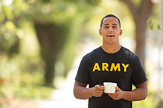 ARMY SOLDIER INDIVIDUAL PORTRAITS