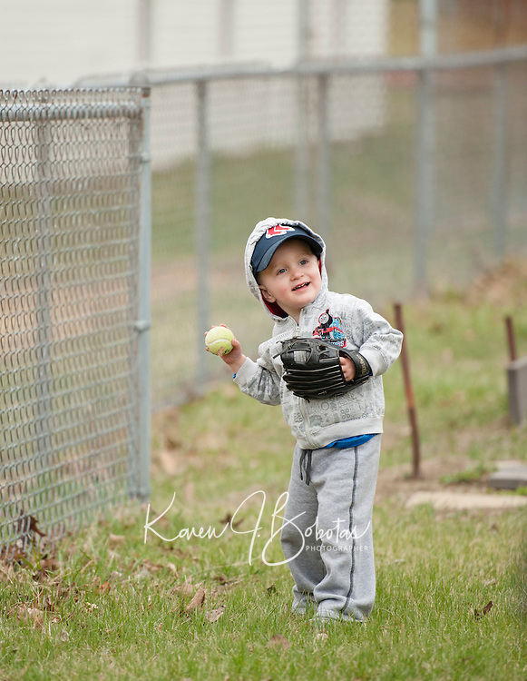 Opening Day parade and festivities at Colby Field for Laconia Little League.  Karen Bobotas/for the Laconia Daily Sun