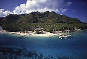 Club Med, Moorea, French Polynesia<br />