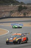 #30 NGT Motorsports Porsche 911 GT3 Cup: Martin Ragginer, Carlos Kauffman, Henrique Cisneros