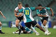 Rugby - S15 Pre season Waratahs v Fiji
