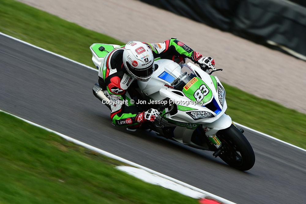 #83 Danny Buchan Basildon Morello Racing Kawasaki Kawasaki 1000