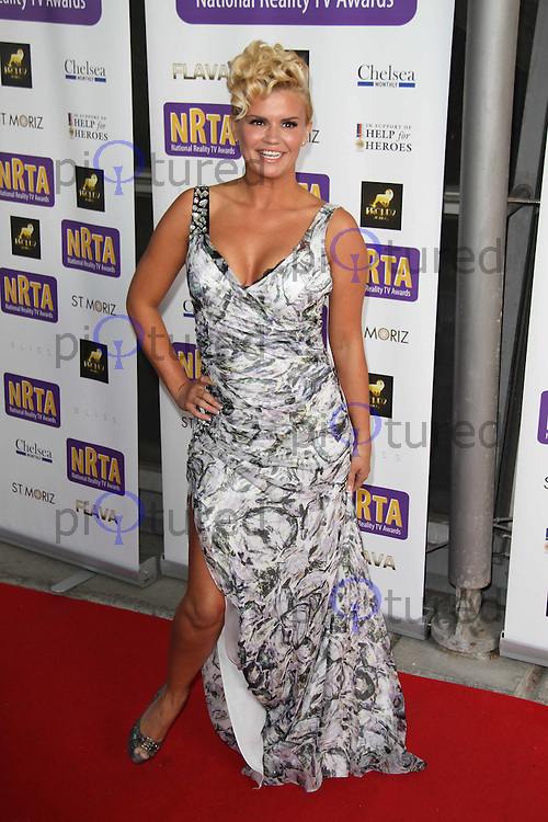 Kerry Katona National Reality TV Awards, The O2 Arena, London, UK, 06 July 2011:  Contact: Rich@Piqtured.com +44(0)7941 079620 (Picture by Richard Goldschmidt)