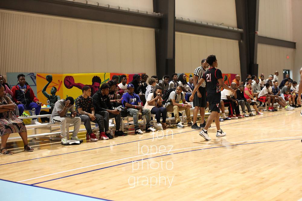 ATLANTA, GA SUNDAY, MAY 14, 2017:  Nike EYBL session 3 at the Lakepoint Sporting Community Champions Center. NOTE TO USER: Mandatory Copyright Notice: Photo by Jon Lopez