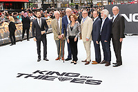 Charlie Cox, Michael Gambon, Michael Caine, Francesca Annis, Ray Winstone, Paul Whitehouse, Tom Courtenay, Jim Broadbent, King of Thieves - World Premiere, Leicester Square, London, UK, 12 September 2018, Photo by Richard Goldschmidt