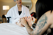 Candace and Trevor | Getting Ready <br /> <br /> King Edward Hotel