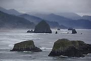 Oregon, North Coast, Seastacks