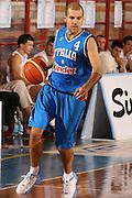 DESCRIZIONE : Porto San Giorgio 3° Torneo Internazionale dell'Adriatico Italia-Croazia<br /> GIOCATORE : Marco Carra<br /> SQUADRA : Nazionale Italiana Uomini Italia<br /> EVENTO : Porto San Giorgio 3° Torneo Internazionale dell'Adriatico<br /> GARA : Italia Croazia<br /> DATA : 06/06/2007 <br /> CATEGORIA : Palleggio<br /> SPORT : Pallacanestro <br /> AUTORE : Agenzia Ciamillo-Castoria/E.Castoria