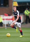 Dundee's Mark O'Hara - Dundee v Rangers in the Ladbrokes Scottish Premiership at Dens Park, Dundee.Photo: David Young<br /> <br />  - © David Young - www.davidyoungphoto.co.uk - email: davidyoungphoto@gmail.com