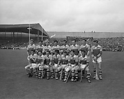 01/09/1968<br /> 09/01/1968<br /> 1 September 1968<br /> All-Ireland Senior Hurling Final: Tipperary v Wexford at Croke Park, Dublin. <br /> The Winning Wexford team.