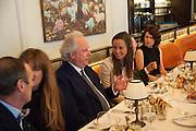 GRAYDON CARTER; PIPPA MIDDLETON, Vanity Fair Lunch hosted by Graydon Carter. 34 Grosvenor Sq. London. 14 May 2013