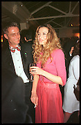 STEPHEN DALDRY NATASCHA MCELHONE,, Tatler Bafta party hosted by Jane Procter and Charles Finch. Lola's. Upper St. London. April 1999.