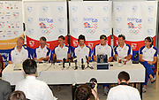 Reading, GREAT BRITIAN, British Olympic Association, BOA, 2008 Beijing Olympic Rowing Team Announcement for 2008 Beijing Olympic Games, CHINA. .Redgrave and  Pinsent Rowing Lake, Caversham Training Centre, on Thursday, 26/06/2008. [Mandatory Credit:  Peter SPURRIER / Intersport Images] Rowing course: GB Rowing Training Complex, Redgrave Pinsent Lake, Caversham, Reading