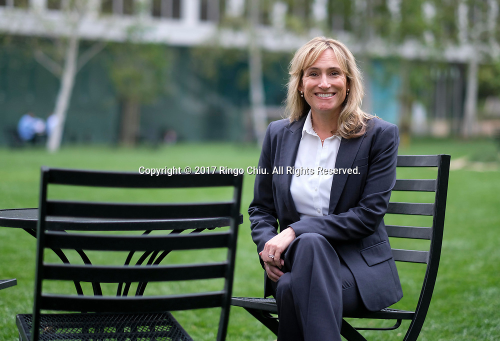 Merrill Lynch wealth manager Danielle Prunier advises entertainment industry clients, which can present unique challenges. (Photo by Ringo Chiu)<br /> <br /> Usage Notes: This content is intended for editorial use only. For other uses, additional clearances may be required.