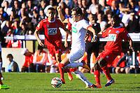 Lucas OCAMPOS - 04.01.2014 - Nimes / Monaco - Coupe de France<br />Photo : Nicolas Guyonnet / Icon Sport