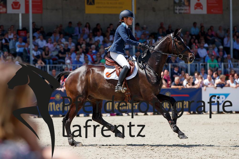 Casiraghi, Clelia (ITA), Verdi<br /> Luhmühlen - CCI4Sterne/CIC3Sterne Deutsche Meisterschaft 2017<br /> © Stefan Lafrentz