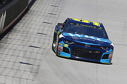April 13, 2018 - Bristol, Tennessee, United States of America - April 13, 2018 - Bristol, Tennessee, USA: Kasey Kahne (95) bring his racecar down the backstretch during opening practice for the Food City 500 at Bristol Motor Speedway in Bristol, Tennessee. (Credit Image: © Chris Owens Asp Inc/ASP via ZUMA Wire)