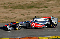 Motorsports / Formula 1: World Championship 2011, Test Valencia, Gary Paffett ( GBR, test driver McLaren )