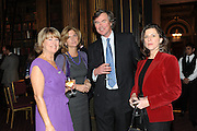 MRS. BILL CASH; XENIA FOLKES; VISCOUNT BOYNE;  JULIA HOWARD; , Celebration of the  200TH Anniversary of the  Birth of Rt.Hon. John Bright MP  and the publication of <br /> ÔJohn Bright: Statesman, Orator, AgitatorÕ by Bill Cash MP. Reform Club. London. 14 November 2011. <br /> <br />  , -DO NOT ARCHIVE-© Copyright Photograph by Dafydd Jones. 248 Clapham Rd. London SW9 0PZ. Tel 0207 820 0771. www.dafjones.com.<br /> MRS. BILL CASH; XENIA FOLKES; VISCOUNT BOYNE;  JULIA HOWARD; , Celebration of the  200TH Anniversary of the  Birth of Rt.Hon. John Bright MP  and the publication of <br /> 'John Bright: Statesman, Orator, Agitator' by Bill Cash MP. Reform Club. London. 14 November 2011. <br /> <br />  , -DO NOT ARCHIVE-© Copyright Photograph by Dafydd Jones. 248 Clapham Rd. London SW9 0PZ. Tel 0207 820 0771. www.dafjones.com.
