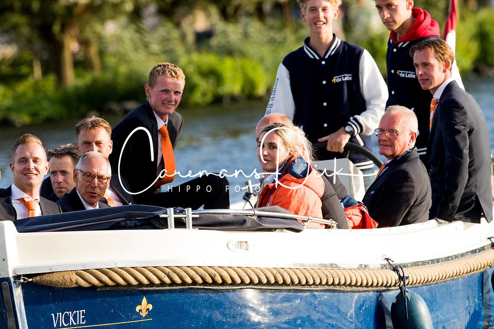 Team NED, <br /> EC Rotterdam 2019<br /> © Hippo Foto - Sharon Vandeput<br /> 19/08/19