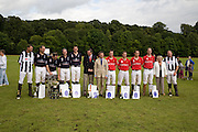 ROYAL NAVY AND BRITISH ARMY TEAM. Hackett Rundle Cup 2008. Tidworth. 12 july 2008 *** Local Caption *** -DO NOT ARCHIVE-© Copyright Photograph by Dafydd Jones. 248 Clapham Rd. London SW9 0PZ. Tel 0207 820 0771. www.dafjones.com.