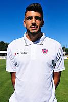 Jonathan Rivas - 07.08.2015 - Evian Thonon / Clermont - 2eme journee de Ligue 2<br /> Photo : Philippe Lebrech / Icon Sport