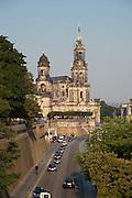 Hofkirche (Kathedrale), Dresden, Sachsen, Deutschland | cathedral, Dresden, Saxony, Germany,