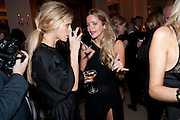 LAURA BAILEY, Harper's Bazaar Women Of the Year Awards 2011. Claridges. Brook St. London. 8 November 2011. <br /> <br />  , -DO NOT ARCHIVE-© Copyright Photograph by Dafydd Jones. 248 Clapham Rd. London SW9 0PZ. Tel 0207 820 0771. www.dafjones.com.