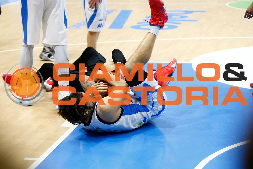 DESCRIZIONE : Capo dOrlando Lega A 2015-16 Betaland Capo d Orlando Pasta Reggia Caserta<br /> GIOCATORE : Gianluca Basile<br /> CATEGORIA : Contesa Curiosita<br /> SQUADRA : Orlandina Basket<br /> EVENTO : Campionato Lega A Beko 2015-2016 <br /> GARA : Betaland Capo d Orlando Pasta Reggia Caserta<br /> DATA : 28/02/2016<br /> SPORT : Pallacanestro <br /> AUTORE : Agenzia Ciamillo-Castoria/G.Pappalardo<br /> Galleria : Lega Basket A 2015-2016<br /> Fotonotizia : Capo dOrlando Lega A 2015-16 Betaland Capo d Orlando Pasta Reggia Caserta