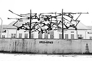 Dachau concentration camp.<br /> July 2013.