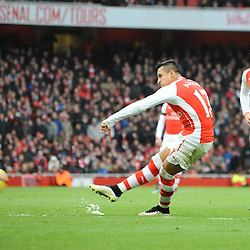 Arsenal v Stoke City | Premier League | 11 January 2015