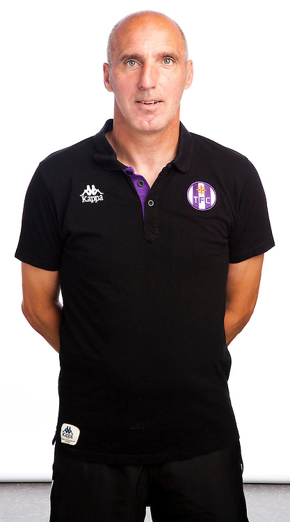 Christophe Gardie - 02.10.2013 - Photo officielle Toulouse - Ligue 1<br /> Photo : Icon Sport