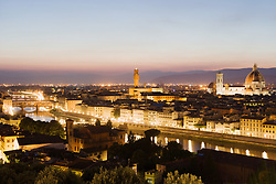 Jul. 25, 2012 - Florence cityscape (Credit Image: å© Image Source/ZUMAPRESS.com)