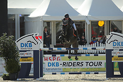 Ruping Philip, (GER), Querido du Tillard<br /> CSI4* Qualifikation DKB-Riders<br /> Horses & Dreams meets Denmark - Hagen 2016<br /> © Hippo Foto - Stefan Lafrentz
