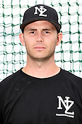 Randy Yard.<br /> New Zealand Diamond Blacks Baseball Team headshots.<br /> Llloyd Elsmore Park, Pakuranga, Auckland, New Zealand. 4 February 2016.<br /> Copyright photo: Andrew Cornaga / www.photosport.nz