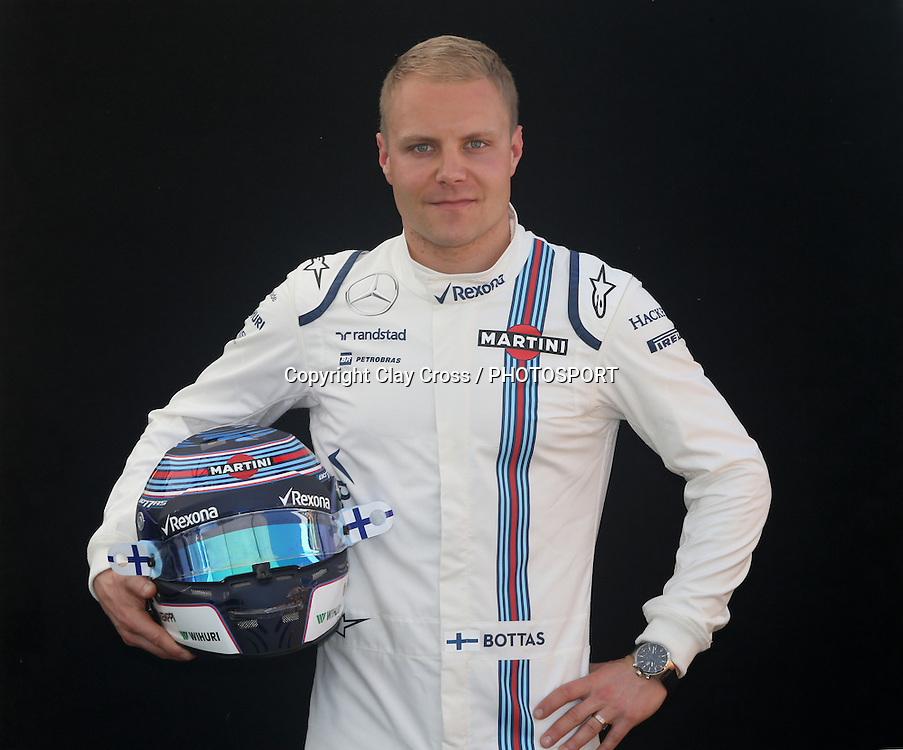Valtteri Bottas (Williams Mercedes). 2016 Formula 1 Rolex Australian Grand Prix. Albert Park, Melbourne 17-20 March 2016. Photo: Clay Cross / photosport.nz