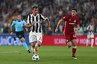27.09.2017 - Torino - Champions League   -  Juventus-Olympiakos nella  foto: Mario Mandzukic