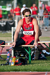 GARCIA-TOLSON Rudy, USA, Long Jump, T42, 2013 IPC Athletics World Championships, Lyon, France