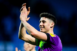 Callum O'Dowda of Bristol City celebrates victory over Blackburn Rovers - Mandatory by-line: Robbie Stephenson/JMP - 09/02/2019 - FOOTBALL - Ewood Park - Blackburn, England - Blackburn Rovers v Bristol City - Sky Bet Championship