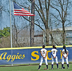 2012 A&T Softball vs Norfolk State