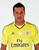 """Portugal - Primera Liga NOS 2015-2016 /  <br /> ( Sl Benfica ) - <br /> Julio Cesar Soares Espíndola """" Julio Cesar """""""